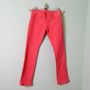 Lilly Pulitzer size 0 worth straight jeans